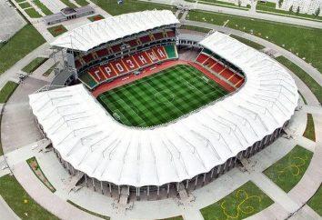 """Estadio """"Achmat Arena"""" en Grozny"""