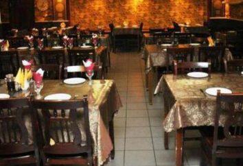 Cafés und Restaurants Ulan-Ude Adressmenü