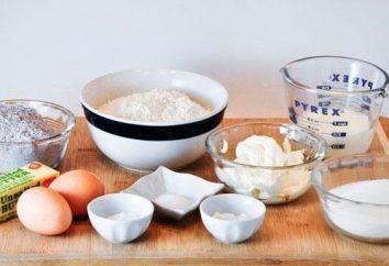 Queque na margarina: a receita com uma foto
