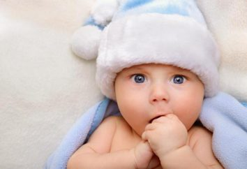La nave nell'occhio del bambino scoppiò: possibili cause, trattamento e prevenzione
