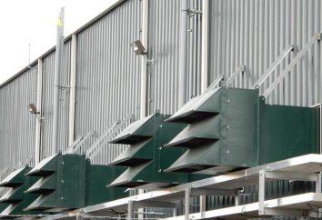 Industrielle Ventilation: Funktionen, Optionen und Einstellungen Bewertungen