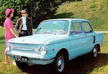 ZAZ-966 – una leggenda dell'industria automobilistica sovietica