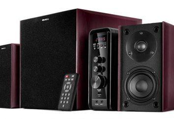Głośniki Sven MS 3000: specyfikacje techniczne i opinie