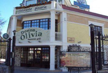 "Ristorante ""Donna Olivia"" (Ekaterinburg): foto, menu, recensioni"
