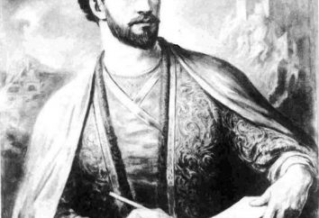 Shota Rustaveli – le grand poète et homme d'État