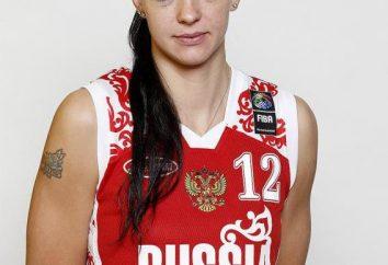 Osipova Irina Wiktorowna, rosyjski koszykarz: biografia, życie osobiste, osiągnięcia sportowe