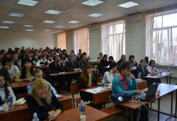 Moscú, Academia de Justicia. Colegio de la Academia