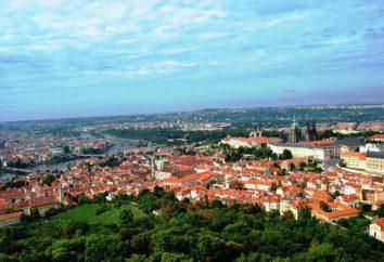 Torre Petrin em Praga: como chegar lá?