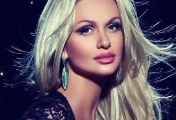 "Biografia Victoria Lopyreva. ""Panna Rosja"", a jej cele życiowe"