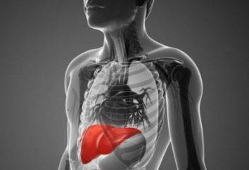 Choroby wątroby: objawy skórne, leczenie, dieta