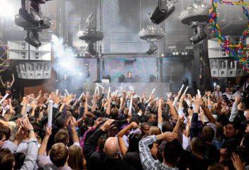 Nowy Rok w klubie w Moskwie – świetne rozwiązanie!