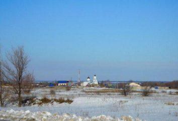 Broad Stone (região Samara): Descrição e história