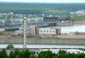 Nizhnekamsk HPP: historia budynku, incydentami, ogólnych informacji