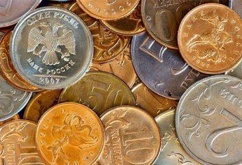 10 rublos monedas conmemorativas. Lista de 10 rublos monedas conmemorativas