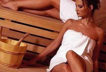 Jak prawidłowo być wzrośnie w saunie? Sauna jest turecka. Sauna fińska – prawidłowe parowanie