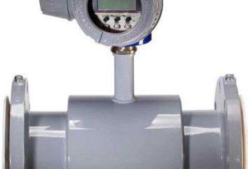 Caudalímetro electromagnético: un principio de acción y características metrológicas