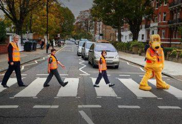La sécurité sur les routes. Règles de sécurité pour les enfants et les adultes