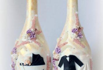 Etykieta ślubna na butelce – marka współczesnego ślubu