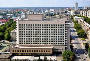 """Hoteles baratos en Novosibirsk. Novosibirsk, el hotel """"Severnaya"""""""