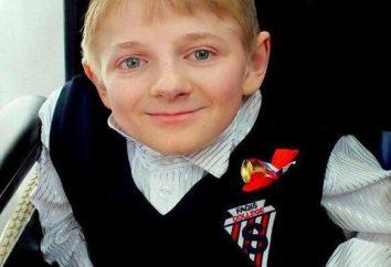 """""""Crystal Boy"""" Sasha Pushkarev: Biographie. Geschichte der Adoption"""