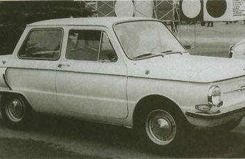 ZAZ-968A: Spezifikationen und Fotos