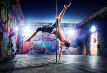Was ist die Pylon? Pole Tanz als eine Art Fitness