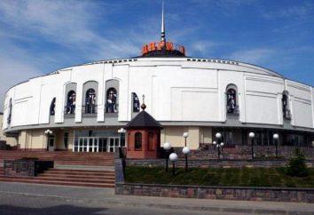 Circus Niżny Nowogród, jedną z atrakcji miasta