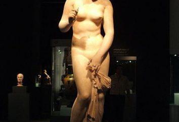 Fille de Zeus – la déesse de la mort et la muse