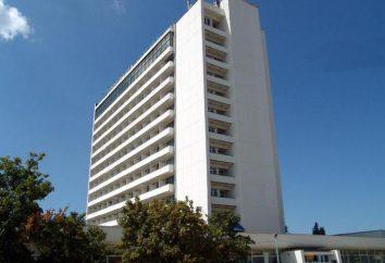 """L'hotel """"Crimea"""" (Sebastopoli): indirizzo, foto, recensioni"""