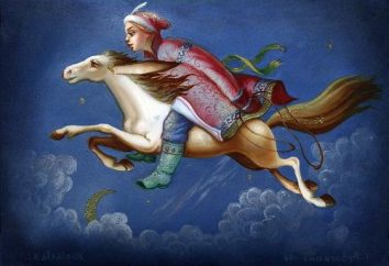 Głównym bohaterem opowieści Yershov