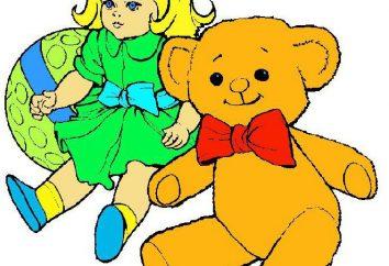 Jak narysować zabawki dla dzieci