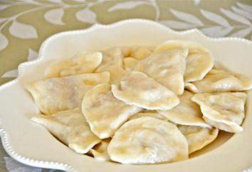 boulettes de pommes de terre cuites au four avec: une étape par étape de la recette