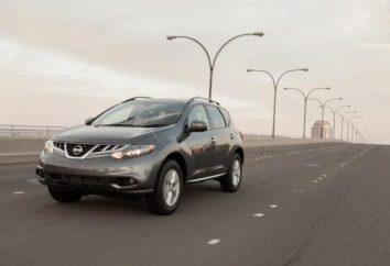 """Przegląd nowej generacji """"Nissan Murano"""" samochód"""