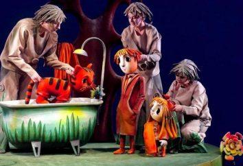 Teatr dla dzieci od 3 lat (Moskwa): krótkie informacje o teatrach różnych dzielnic stolicy