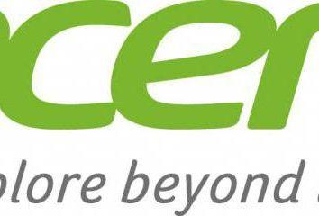 Monoblock Acer Aspire ZS600: cechy i recenzje