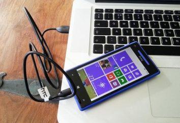 Jak podłączyć do komputera HTC: krok po kroku