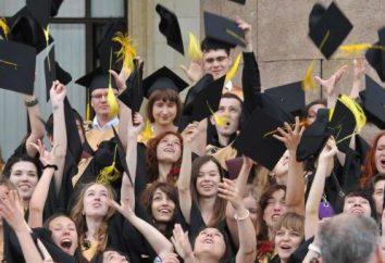 100 najlepszych uniwersytetów w Rosji: Ocena, szkolenia, opinie
