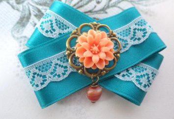 Bow broszka – oryginalna dekoracja dla wielu miłośników nosić biżuterii
