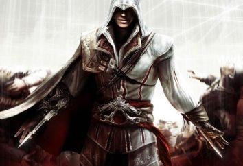 Ezio Auditore. tożsamość mitu