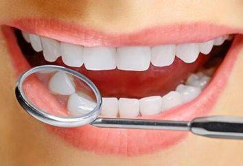 Bon calcium pour les dents: une liste de vitamines