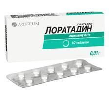 """Opis narkotyków """"loratadyny"""". wskazania"""