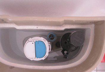 Warum der Tank der Toilette fließt, lassen Sie das Wasser in der Toilettenschüssel?
