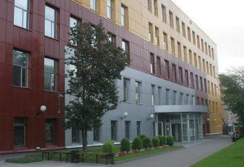 . Moscow University S. Yu Vitte: oddziałów, zdalne szkolenia i informacje zwrotne
