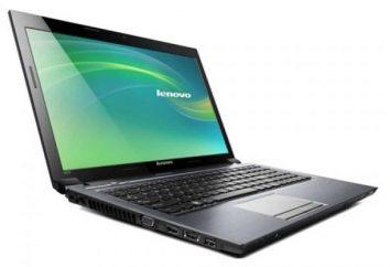 Lenovo v580c: szczegółowy opis