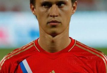 Futbolista Aleksandr Ryazantsev