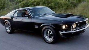 Ford Mustang – pozytywna cecha