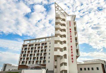"""Hotel """"Bridge Resort"""" Sochi hanno recensito il cibo e le camere, foto, indirizzo"""