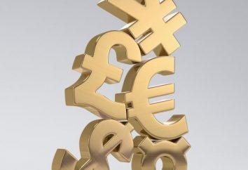 Banconote, monete e icona di euro