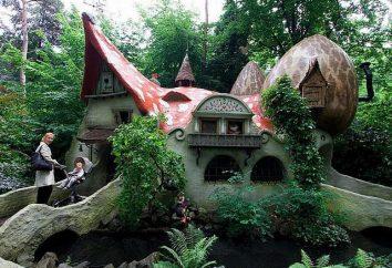 """park dla dzieci """"Fairy Tale"""" w Krylatskoye adresowe, zdjęcia, opinie"""