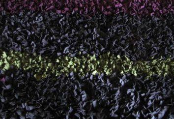 Teppich Haken. Ein paar Ideen